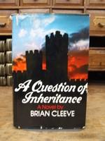 Cleeve, Brian - Question of Inheritance - 9780304293742 - KTK0094309