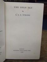 L.A.G. Strong - The Open Sky -  - KTK0094331