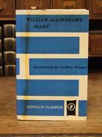 Introduction by Geoffrey Grigson - William Allingham's Diary -  - KTK0094373