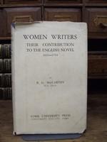 B.G. MacCarthy - Women Writers, Their Contribution to the English Novel, 1621-1744 -  - KTK0094655